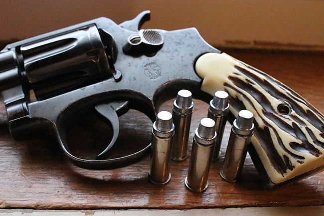 Smith & Wesson Revolvers—To The Letter
