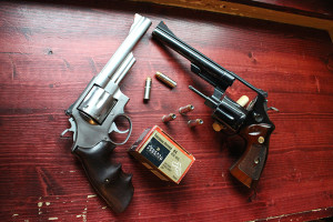 Smith Amp Wesson Revolvers To The Letter
