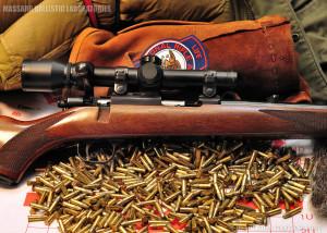 Rimfire ammunition, especially in .22-caliber, is inexpensive fun.