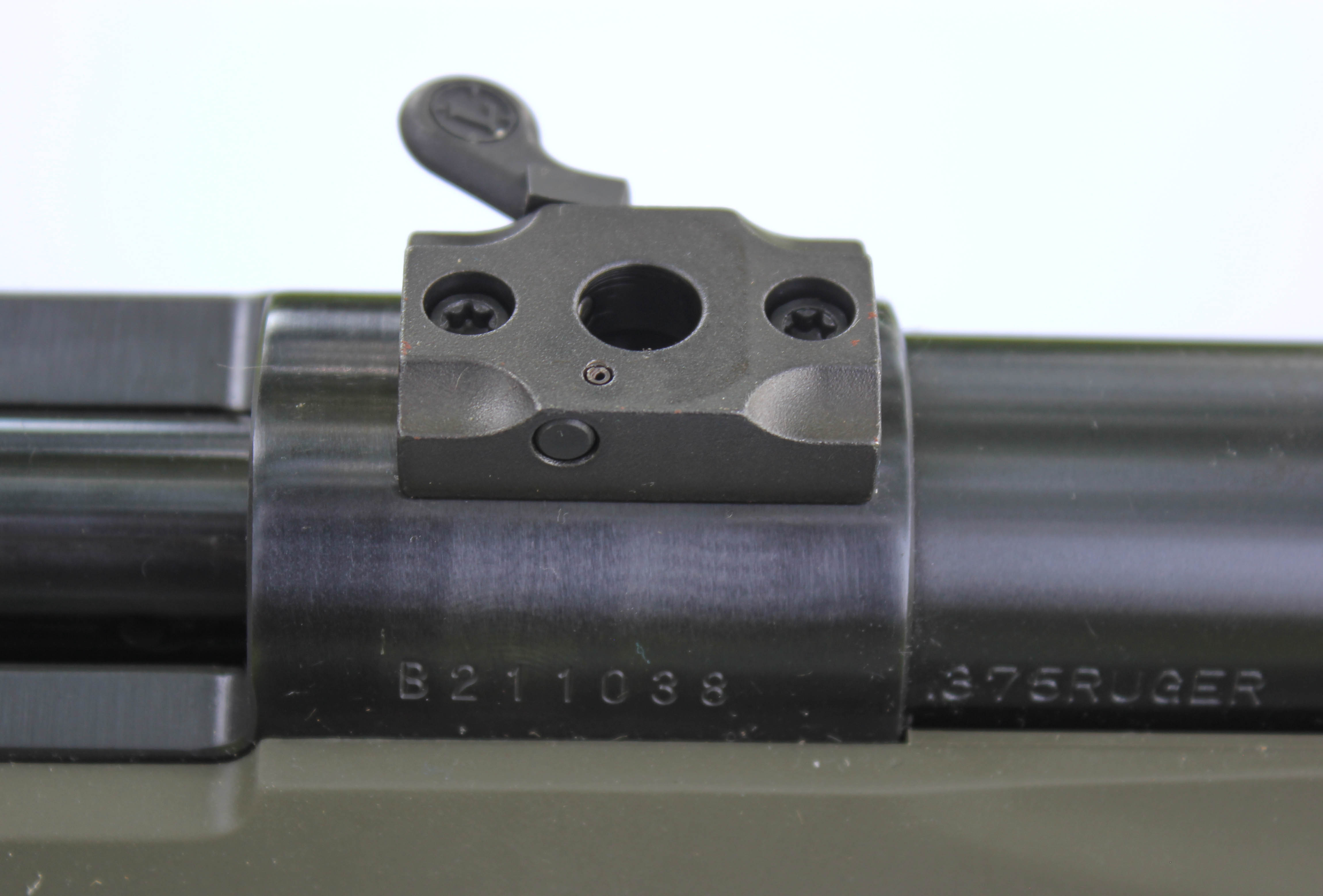 The Scope Bases Are Screwed To The Firearm's Receiver, Which Should Be  Drilled And Tapped