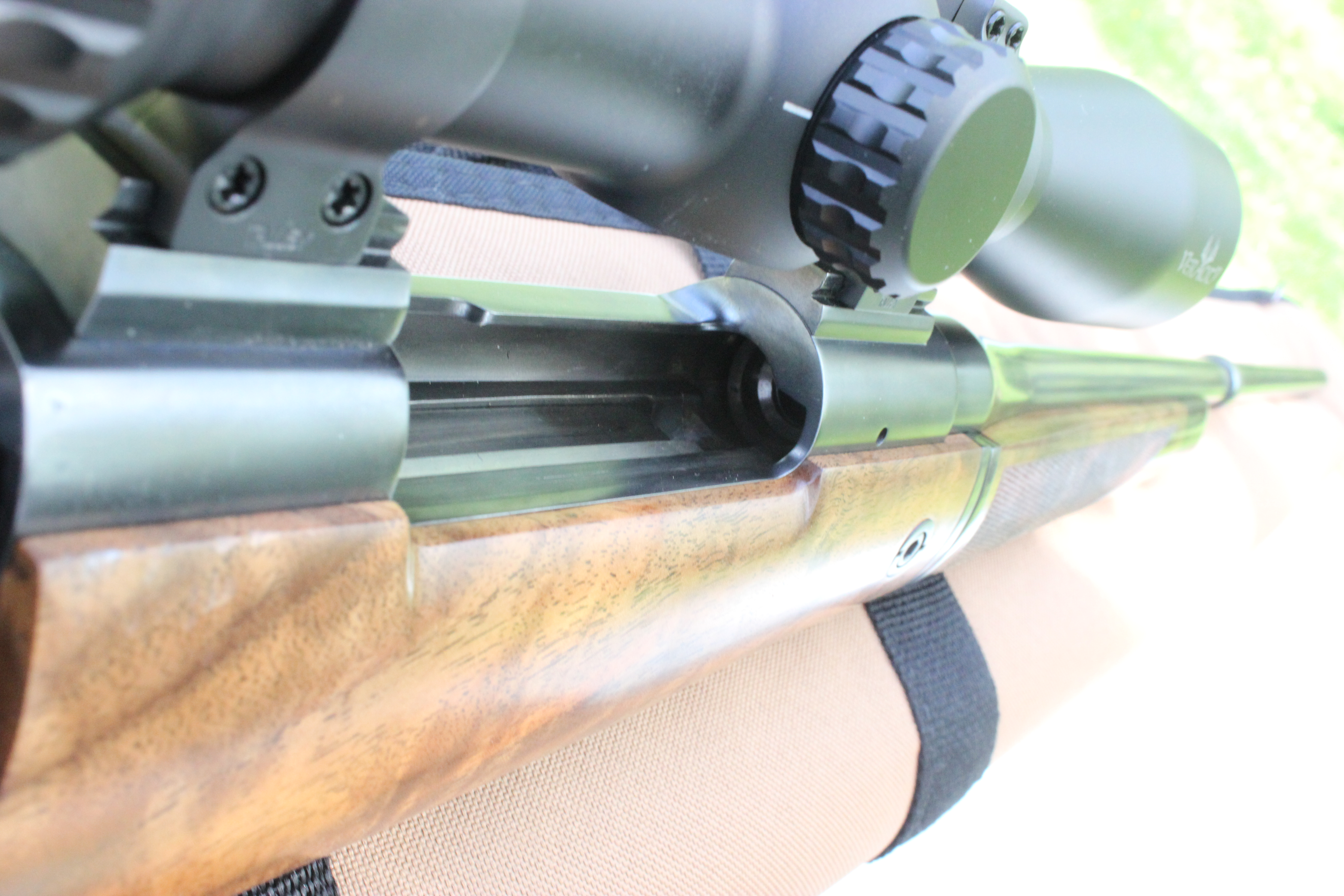 Not Only Must Your Gun Be Unloaded When Bore Sighting, Unless You're Using