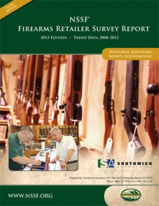 NSSF Firearms Retailer Survey Report - 2013 edition