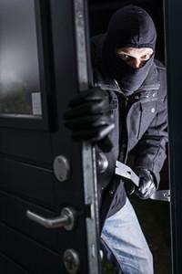Responding to burglary