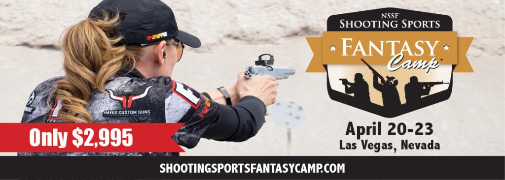 3-Gun Shooting Sports Fantasy Camp