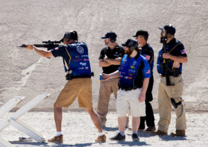 Campers Compete at NSSF Fantasy Camp