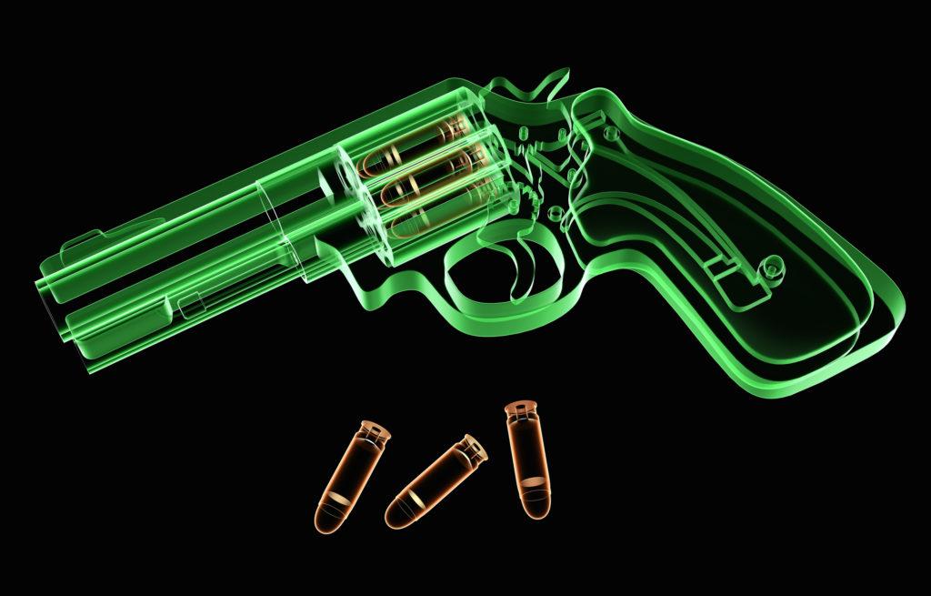 xray revolver